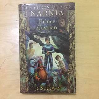 The Chronicles of Narnia - Prince Caspian - CS Lewis