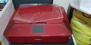 Canon Printer + (New) 5 Printer Cartridge
