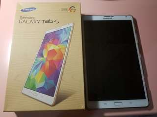 "Samsung Galaxy Tab S (8.4"") LTE"