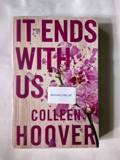 Ot Ends With Us by Colleen Hoover