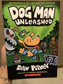 BN Dog Man Unleashed