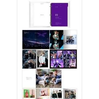 BTS MEMORIES 2017 LOOSE ITEM-PHOTOBOOK