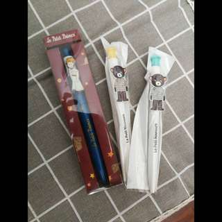 Le Petite Prince ball pen - sell as a set