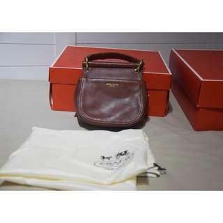 Coach Handbag - Legacy Leather Willis