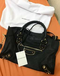 Balenciaga City Edge Medium