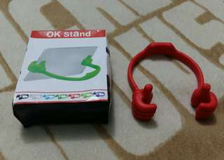 OK cellphone/tablet stand