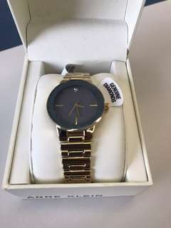 Brand New Anne Klein Women's Diamond Dial Bracelet Watch