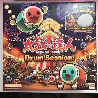 Taiko No Tatsujin with drum set (PS4 R3)