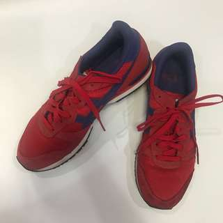 Onitsuka Tiger Red shoes