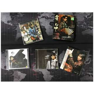 Jay Chou Discography and Album