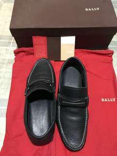 Bally 男裝休閒Navy色鞋