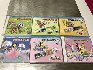🚚 Yamaha DVD/CDs