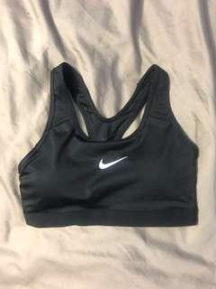 Nike sports bra small