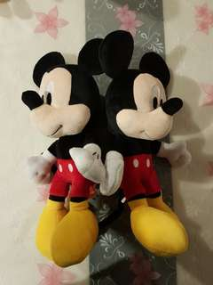 Soft Toy : Mickey Mouse