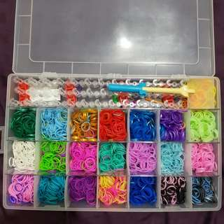 LOOM BAND SET