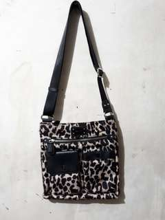 Nine West Crossbody Animal Print Bag