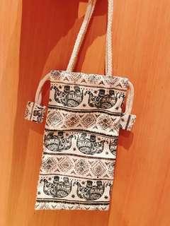 泰國大象水壺袋(全新)