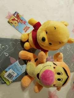 Pooh / Tigger