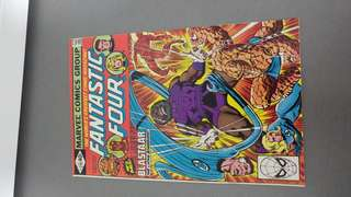 Fantastic Four Marvel bronze age comics