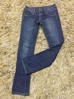 levi's lady style skinny jeans