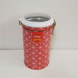 Tin Container