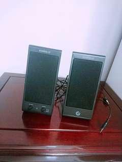 Sonic gear speakers