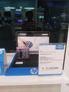 Laptop hp bs di kredit