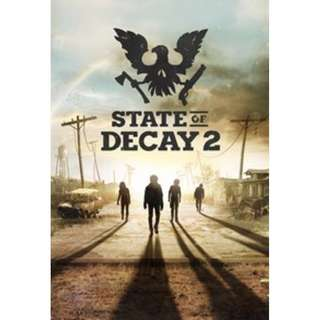 🚚 State of Decay 2 Download Code Xbox One
