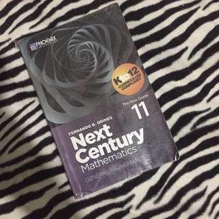 NEXT CENTURY MATHEMATICS (GENERAL MATHEMATICS)