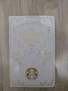 Starbucks namecard holder collector book