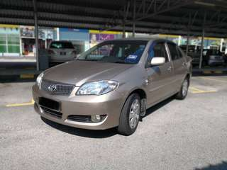 Vios 2006 1.5 G Full Spec