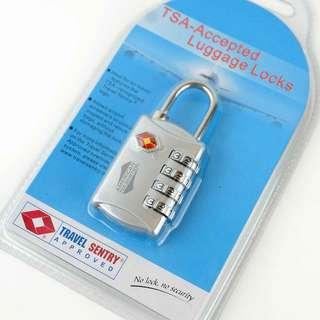 行李箱 旅行箱美國海關安全鎖 TSA LOCK TSA-309