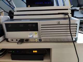 HP Desktop 電腦