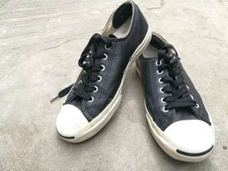 Authentic Converse Jack Purcell leather (US 7)