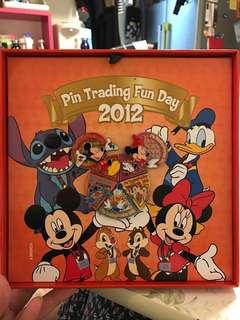 Disney Pin Trading Fun Day 2012 LE300
