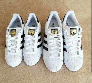 Adidas Superstar (men and women size)