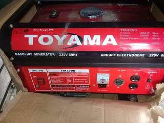 Toyama TM3200 Gasoline Generator