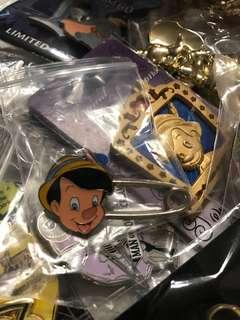Disney Pin Pinocchio