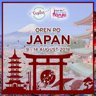 Summer Japan Pre Order