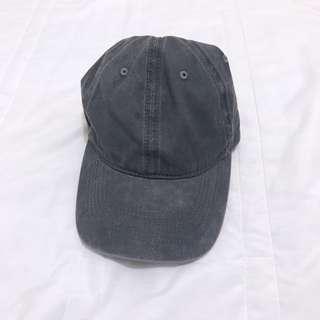 🚚 復古刷色牛仔深灰帽