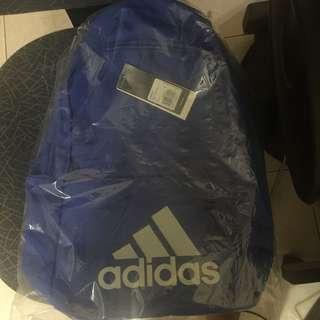 RUSH!!! Adidas blue backpack