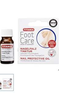 TITANIA nail protective oil