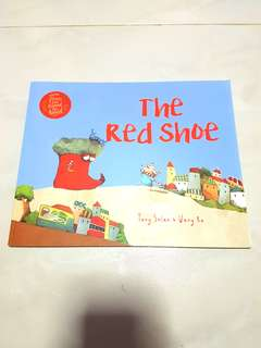 The Red Shoe by Tang Sulan & Wang Ke
