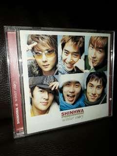 Shinhwa winter story cd