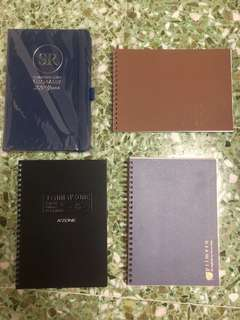 Free notebook giveaway