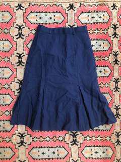 Wool skirt size 27