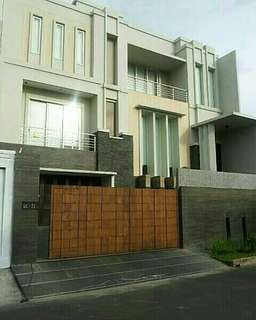 Rumah mewah full furnish