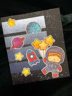 Handmade Card (For any occasions)