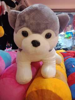 Puppy stuffed toy