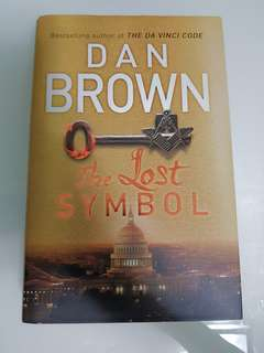 🚚 The Lost Symbol by Dan Brown